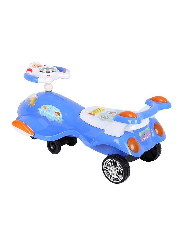 新品飞机健身车(蓝色)