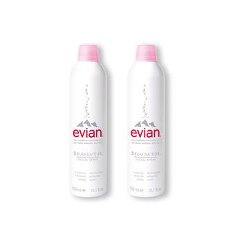 法国•依云(Evian)喷雾300ml*2