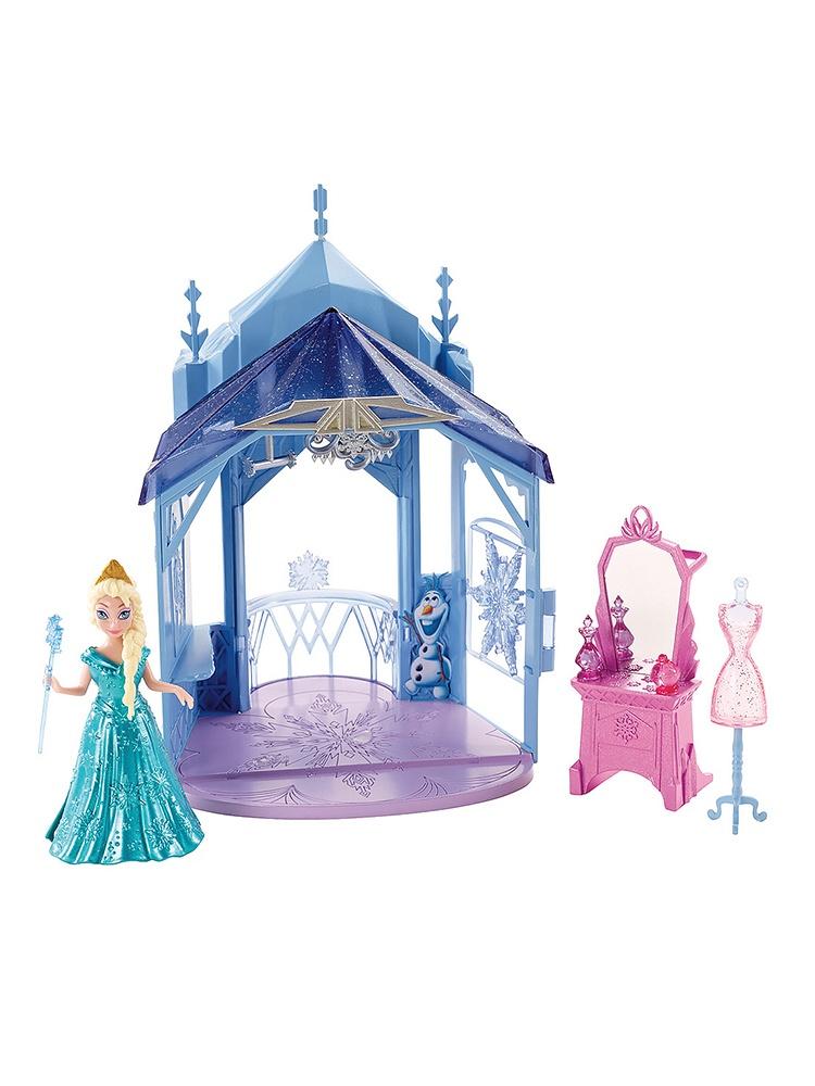 迪士尼冰雪奇缘之公主城堡