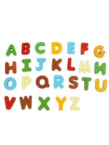 橙爱认知字母拼图卡_橙爱cheerbb益智玩具