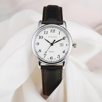 聚利时时装防水石英表女士手表
