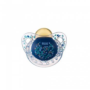 德国•NUK安睡型乳胶安抚奶嘴(6-18个月)