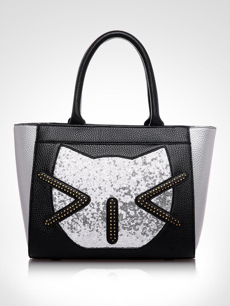 女士包包简笔画 女士新款式手提包包