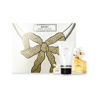 美国•莫杰(MarcJacobs)雏菊女士淡香氛礼盒(淡香氛100ml+4ml+身体乳150ml)
