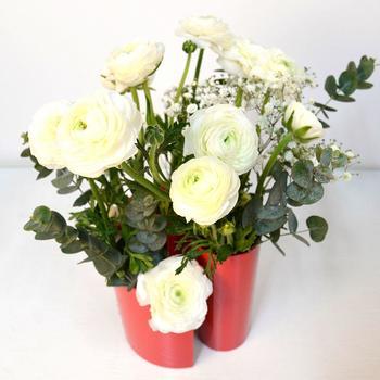 oasso水滴花瓶(3件套)