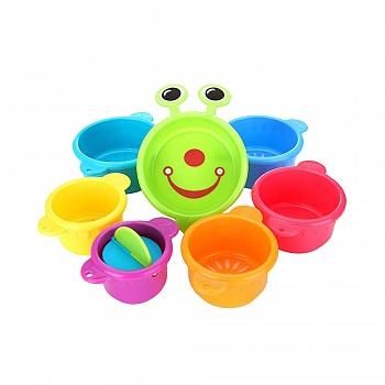 美国•munchkin 满趣健毛毛虫洗澡玩具