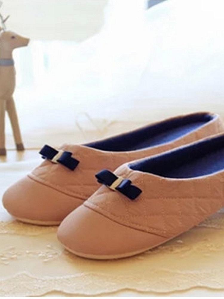 菱形格纹拖鞋女
