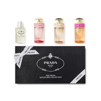 意大利•普拉达(Prada)香水四件套(爱丽丝香氛8ml+卡迪小姐浓香水7ml+卡迪小姐淡香水7ml+花花小姐女士淡香水7ml)