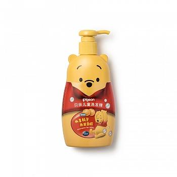 贝亲-儿童洗发精250ml IA80