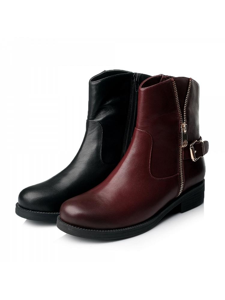 森达女短靴100271421