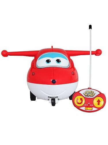 超级飞侠 遥控滑行飞机公仔-乐迪