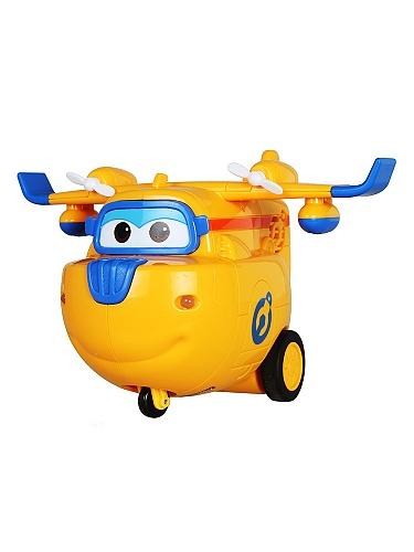 超级飞侠 遥控滑行飞机公仔-多多