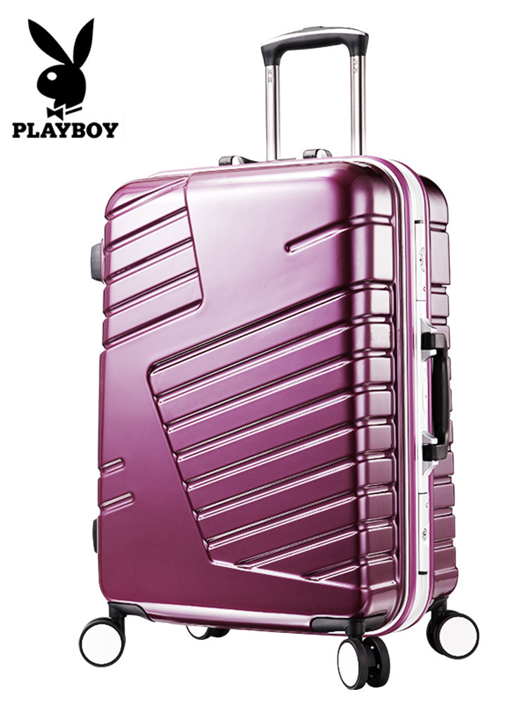 29寸飞机轮铝框行李箱