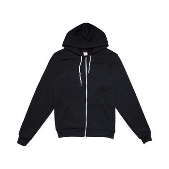 American Apparel Flex Fleece Zip 男女情侣卫衣 运动拉链连帽衫