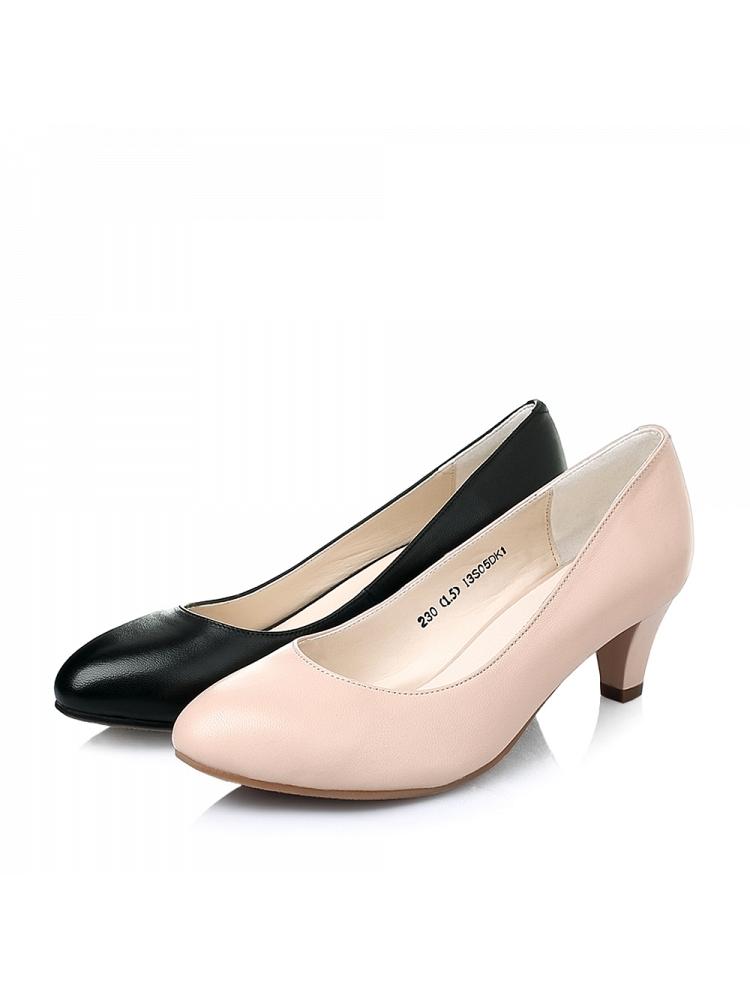森达女浅口鞋100099555图片