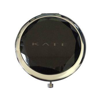 日本•凯朵水晶金属化妆小镜子