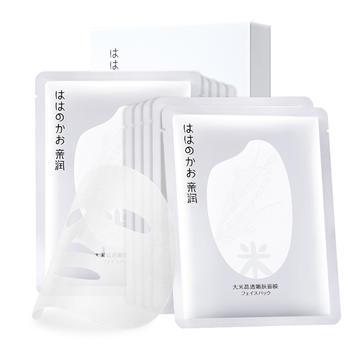 亲润大米面膜盒装6片 孕妇护肤品