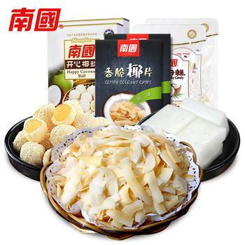 南国食品海南特产零食大礼包720g