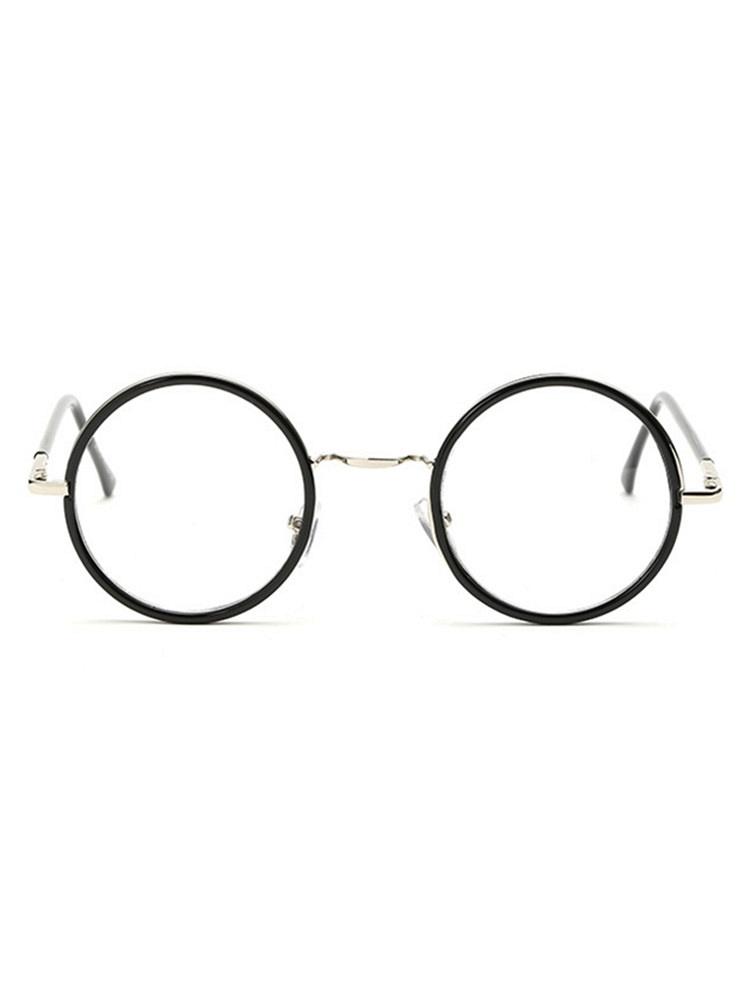 复古复古圆框眼镜框