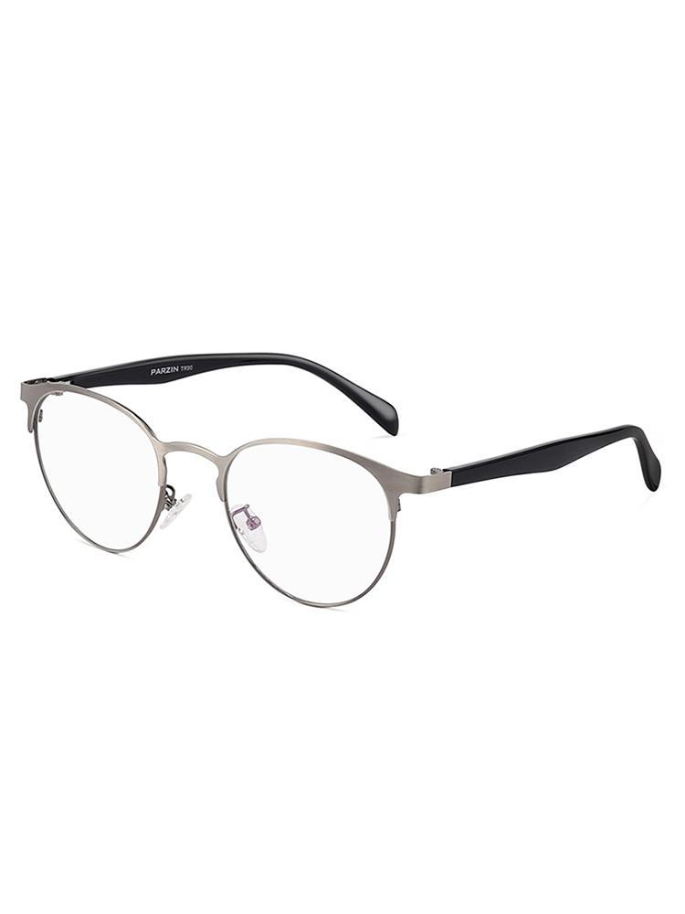 帕森tr90新款金属眼镜框架圆框