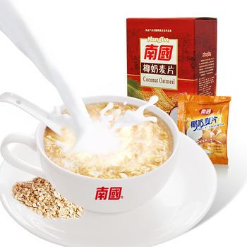 南国早餐椰奶麦片728g