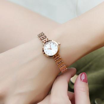 聚利时韩版潮流时尚链式女士手表