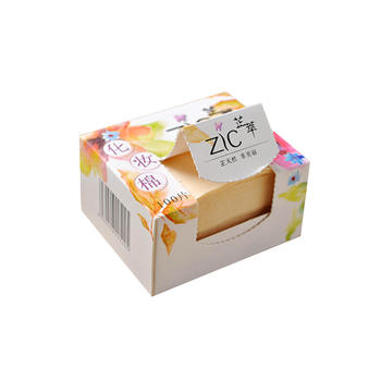 亿珊大豆蛋白纤维化妆棉100片每盒