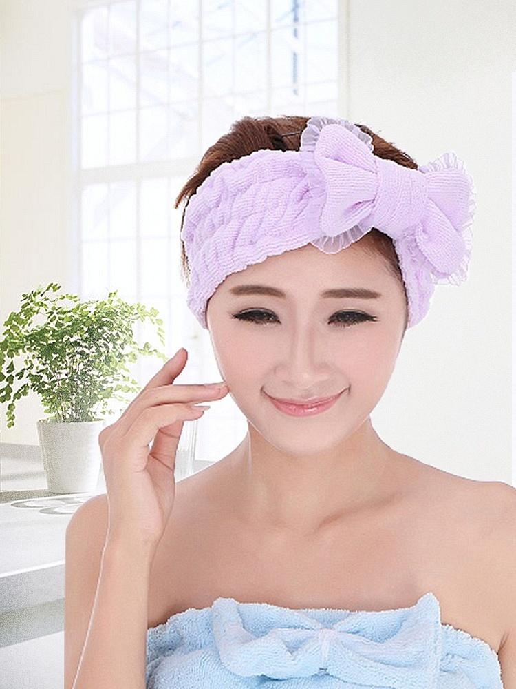 蝴蝶结可爱束发带1个