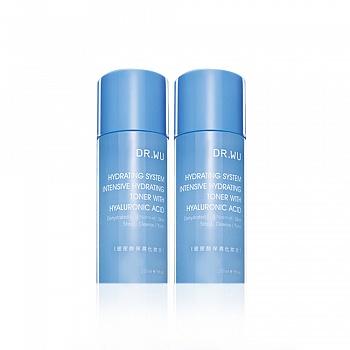 达尔肤(DR.WU)玻尿酸保湿化妆水 30ml*2