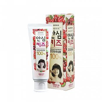 韩国•LG倍瑞傲 儿童牙膏(蔓越莓)