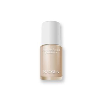 NACOLA 小洋装 透亮隐形滴管粉底液(自然色)29g