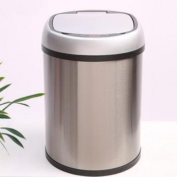 好彩依家智能感应垃圾桶送垃圾袋