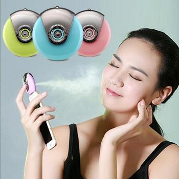便携脸部手机补水仪器加湿器