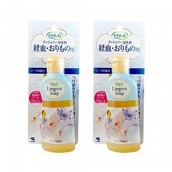 日本•小林制药内衣洗剂120ml  2瓶装