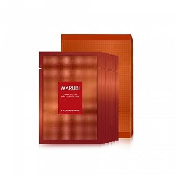 丸美(MARUBI)巧克力青春丝滑眼贴膜6对/盒