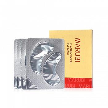 中国•丸美弹力蛋白水晶眼膜6g/对x4