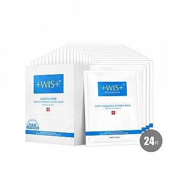 中国•WIS隐形水润面膜25g*24片