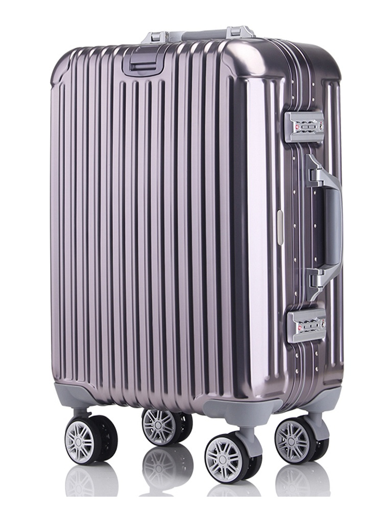 铝镁合金拉杆箱20寸旅行行李箱