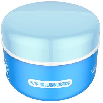 中国•五羊  婴儿温和保湿滋润霜50g