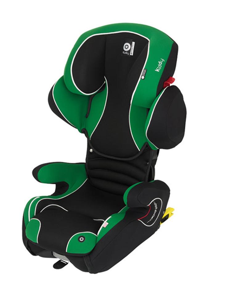 德国kiddy安全座椅领航者森林绿