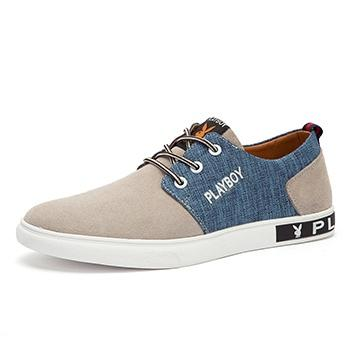 男鞋新品板鞋男士休闲鞋系带青年