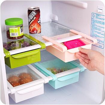 中国•厨房用品收纳架冰箱抽屉保鲜隔板