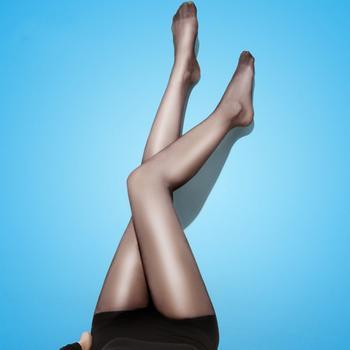6双浪莎丝袜连裤袜脚尖加固丝袜