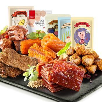 中国•良品铺子 肉类组合561g
