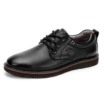 男鞋英伦男士皮鞋正品休闲鞋百搭