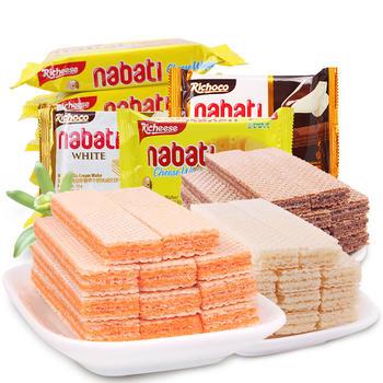 印尼进口Richeese威化饼干25g*30包