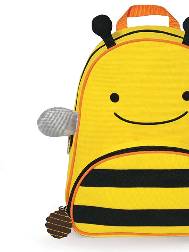 skiphop可爱动物园小童背包小蜜蜂
