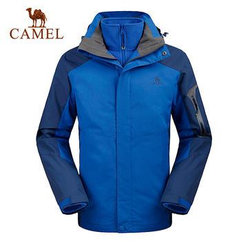 CAMEL骆驼保暖户外冲锋衣