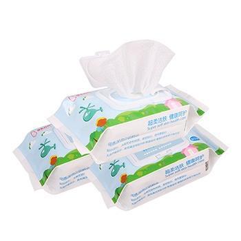 母乳时代 孕妇专用湿巾80抽多规格