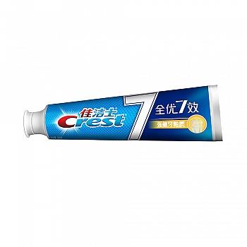 佳洁士全优7效 强健牙釉质 牙膏 180克